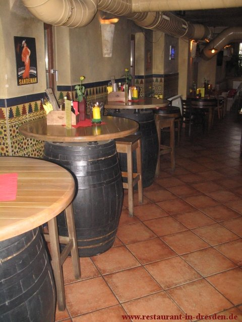 Spanisches Restaurant El Espanol