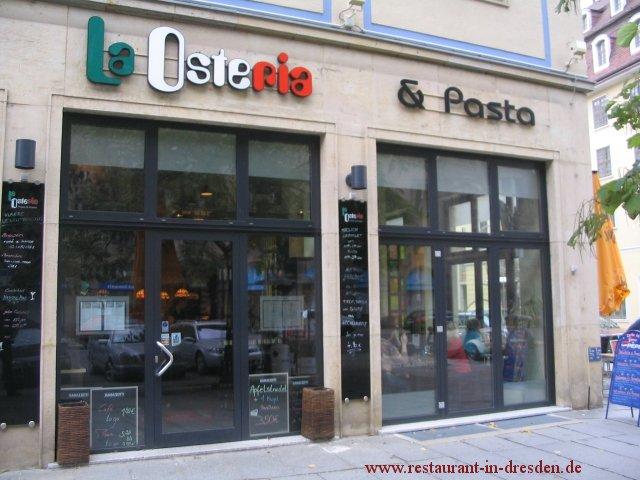 La Osteria - Pizza & Pasta